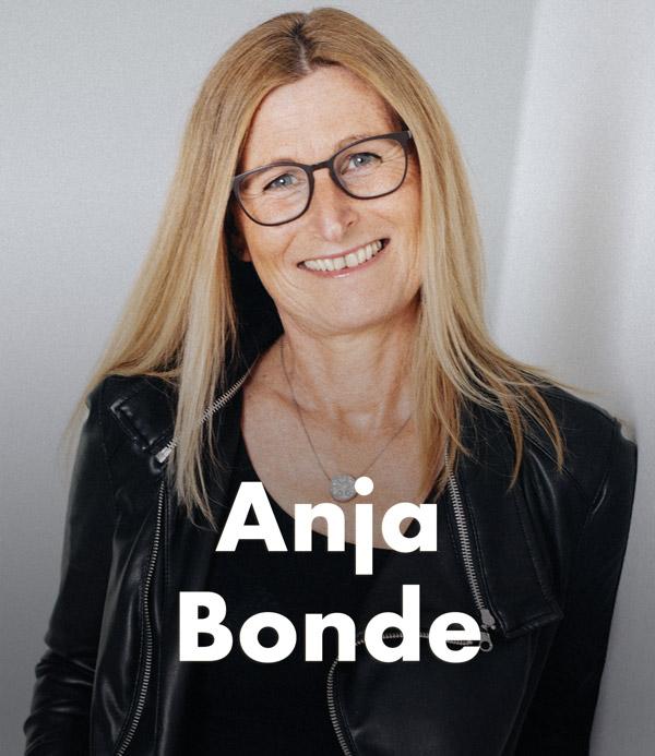 Coach Anja Bonde